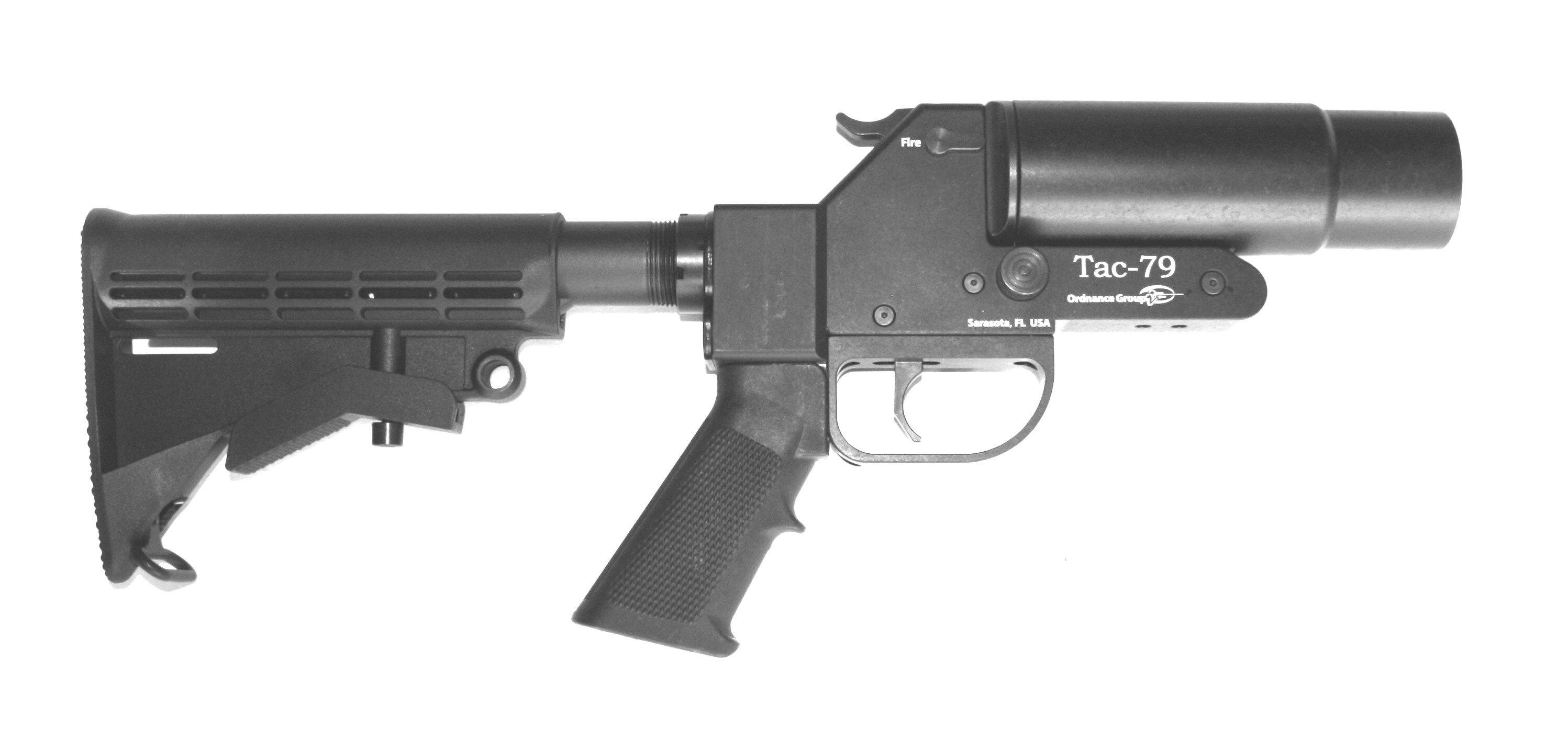 Tac-79 37mm Top Break Launcher