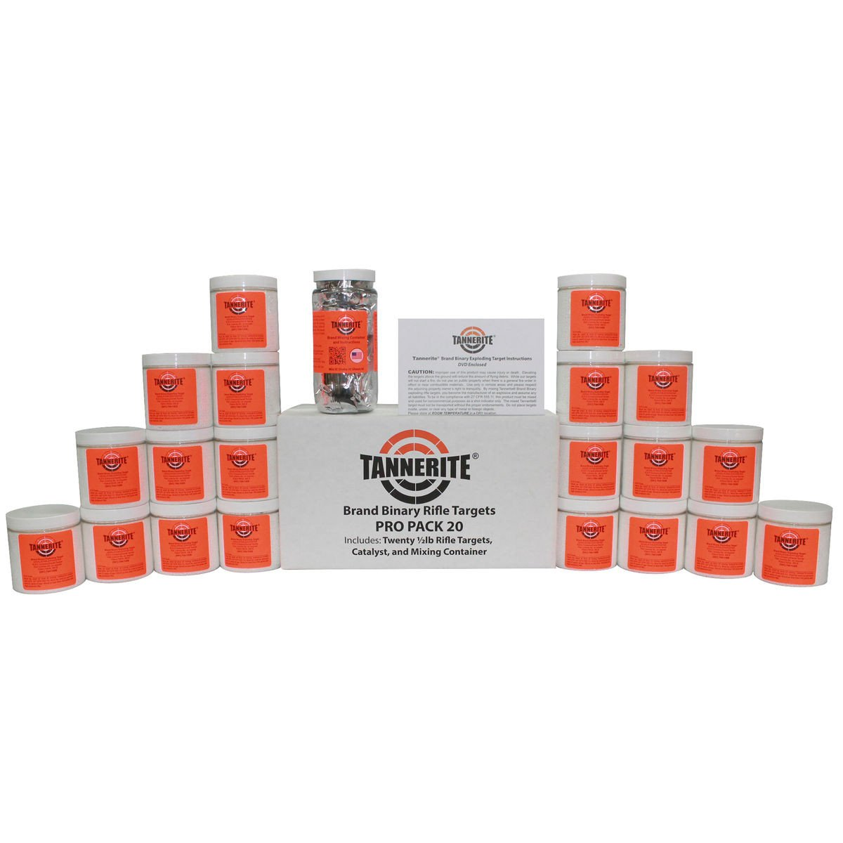 Tannerite for High Powered Rifles