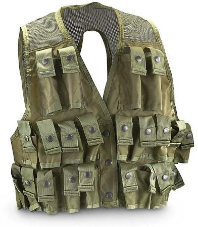 Grenade Vest for 37mm Rounds