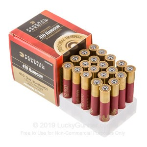 .410 Personal Protection Buckshot