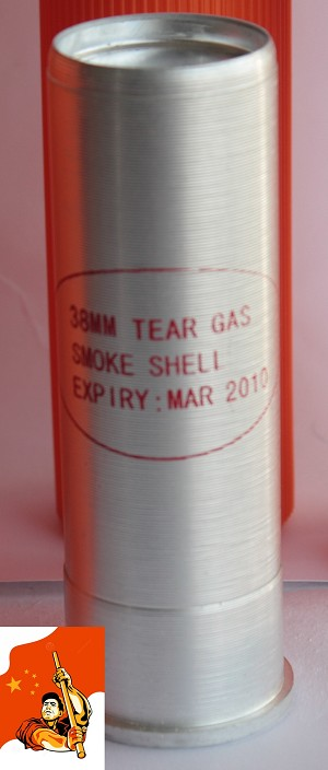 37mm Tear Gas